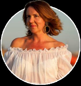 La titolare del bagno in Versila Stella Bianca - Alessandra Giussani Lazzareschi