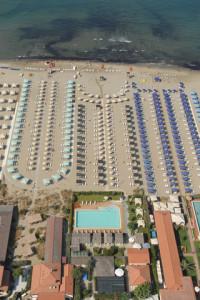 Bagno in Versilia Stella Bianca, spiaggia, sole e cucina di mare