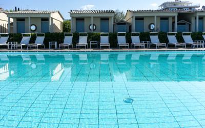 bagno stella bianca - la piscina
